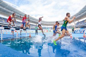 Dodging Athlete Burnout