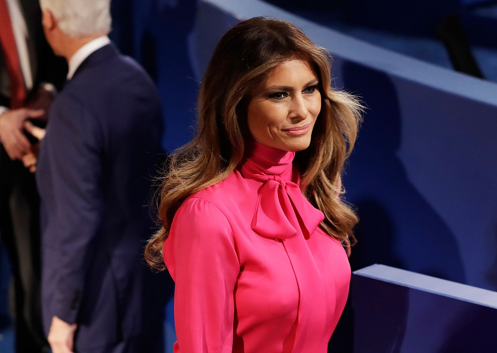 Melania Trump's Most Controversial Fashion Moments