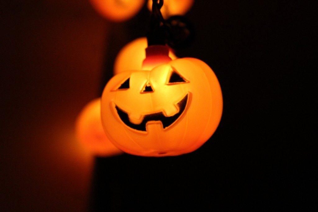 Halloween decoration bulb
