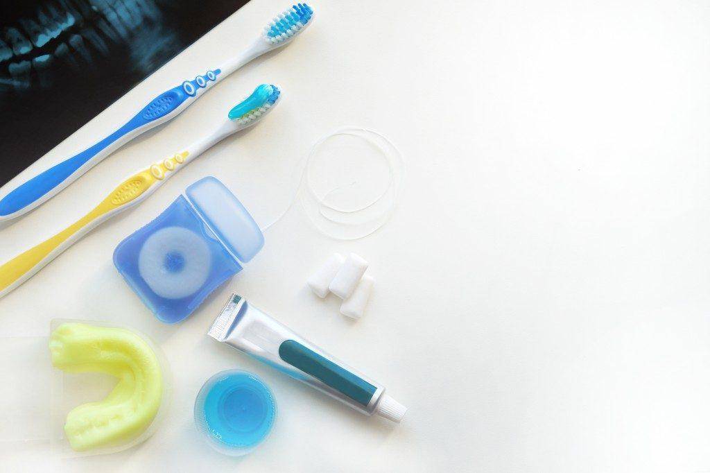 Dental care, dental hygiene