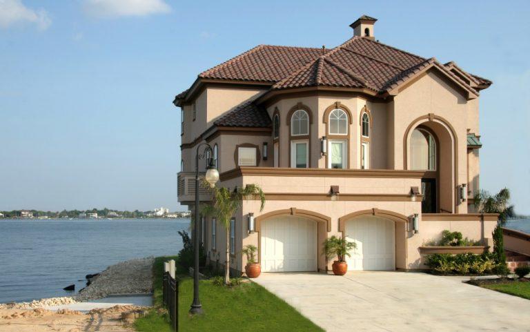 Celebrity's home