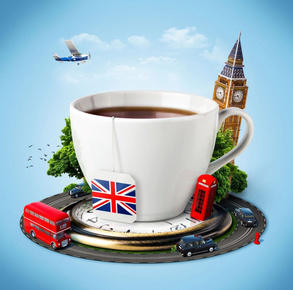 great britain cup of tea